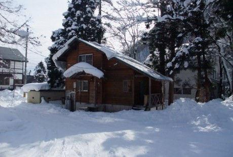 Cottage A in Winter